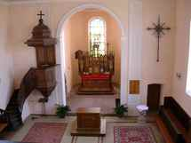 Kolbsheim, église simultanée