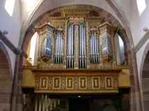 Dorlisheim, église protestante
