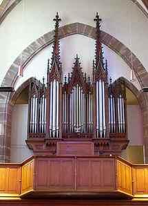 Sélestat, église protestante