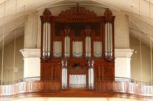 L'orgue alsacien au XIXe siècle : prochain rendez-vous le 14 mai à Sermersheim !