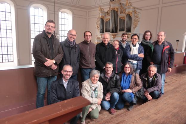 Académie Internationale d'Orgue 2019 et Récital de Sietze de Vries