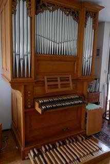 orgue de salon gaston kern