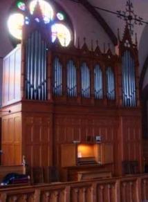Haguenau, église protestante