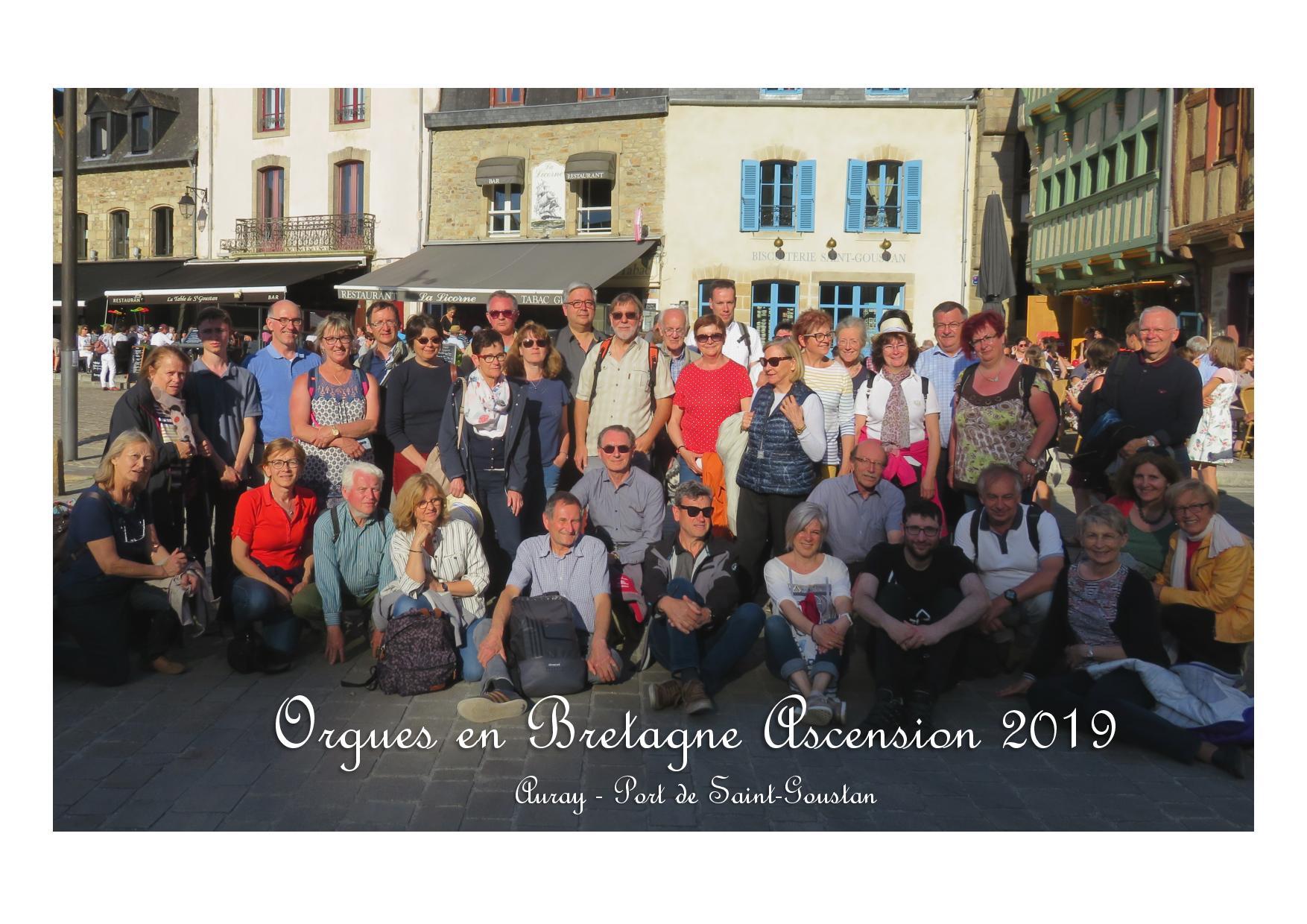 Voyage d'étude en Bretagne