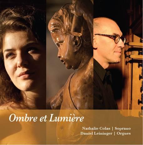 """CD """"Ombre et lumière"""""""